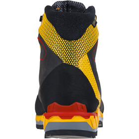 La Sportiva Trango Tech Leather GTX Zapatillas Hombre, black/yellow